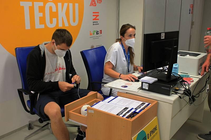 Očkování proti covidu-19 bez registrace v Praze