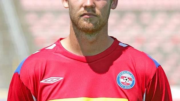 Tomáš Okleštěk - 1. FC Brno.
