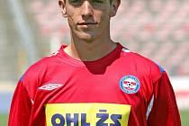 Matijas Pejič - 1. FC Brno.