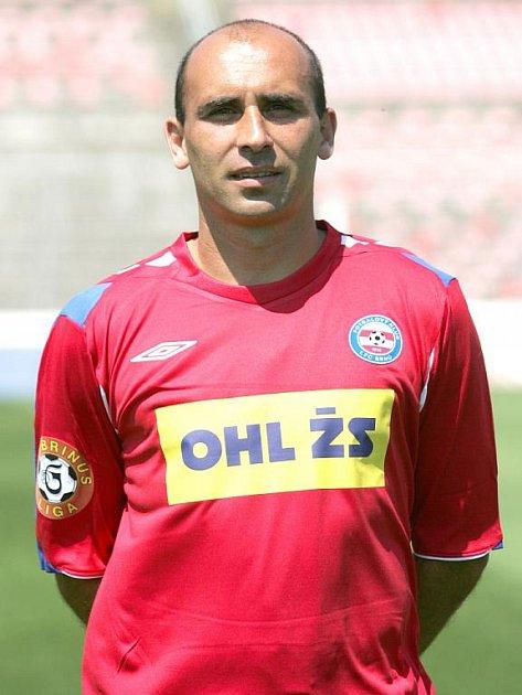 Tomáš Polách - 1. FC Brno.