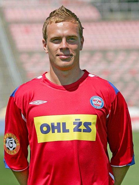 Roman Smutný - 1. FC Brno.