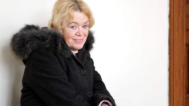 Alena Kubáčová.