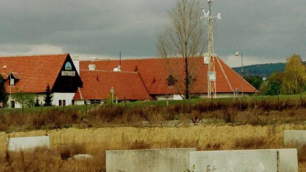 Zpustlé staveniště u Rohlenky bude dělat ostudu až do roku 2011