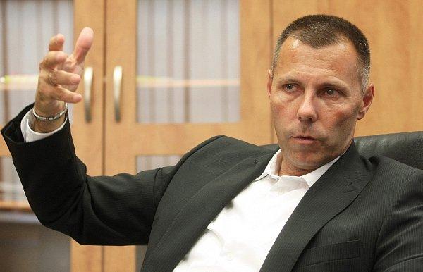 Ředitel jihomoravské policie Tomáš Kužel.