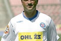 Trenér Pavel Trávník - 1. FC Brno.