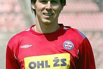 Jan Trousil - 1. FC Brno.