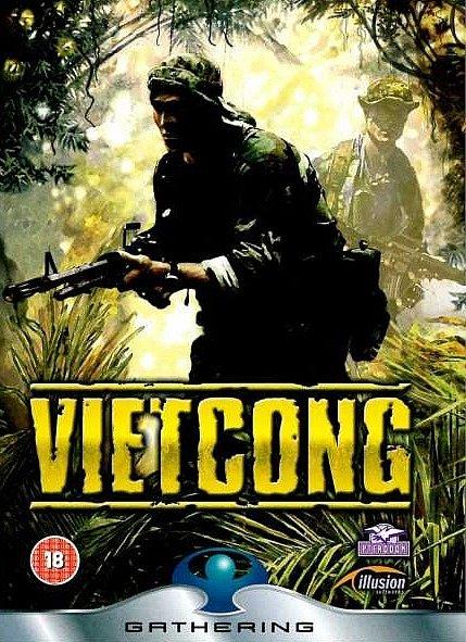 Vietcong (Pterodon, Illusion Softworks) je již kultovní taktická střílečka z pohledu první osoby, odehrává se za války ve Vietnamu.