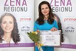 Žena jihomoravského regionu Andrea Kulová.