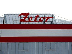 Výrobní hala firmy Zetor v brněnské Líšni.