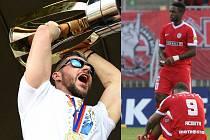 Zatímco hokejová Kometa Brno letos slavila další, už druhý v řadě, extraligový titul, fotbalová Zbrojovka Brno zažila špatnou sezonu zakončenou pádem do druhé igy.
