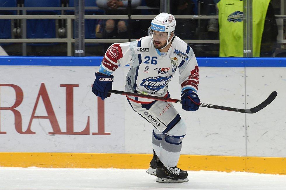 Martin Zaťovič načne v Brně svou pátou sezonu.
