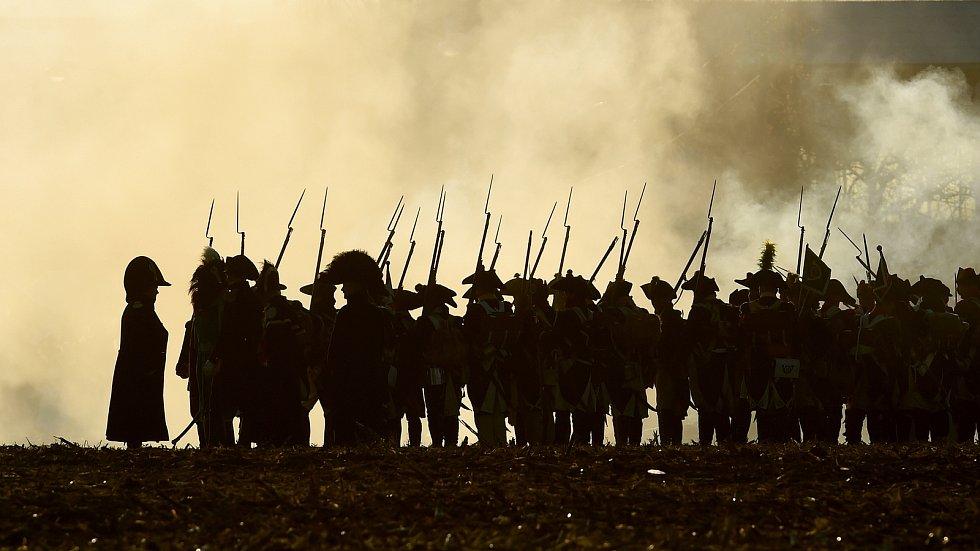 Tvarožná 30.11.2019 - Bitva u Slavkova