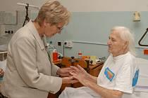 Zájem pacientů o služby Charity v domácím prostředí výrazně roste