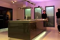Expozice kuchyňských studií