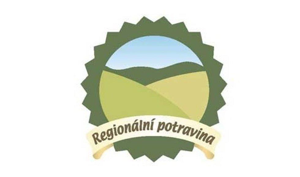 Regionální potravina - logo, znak.