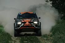 Brněnský navigátor Tomáš Ouředníček ukáže své schopnosti po bývalé Hedvábné stezce v závodě Silk Way Rallye.