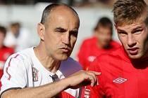 Zbrojovka zvládla první uktání pod novým koučem Václavem Kotalem. V přátelském duelu se střetla s lídrem slovenské ligy Senicou a zvítězila 1:0.