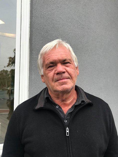 Zdeněk Hledík, 67let, důchodce, Brno.