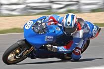 Brněnský jezdec mistrovství světa silničních motocyklů Lukáš Šembera měl o víkendu nejblíže k premiérovým bodům ve třídě do 125 ccm.