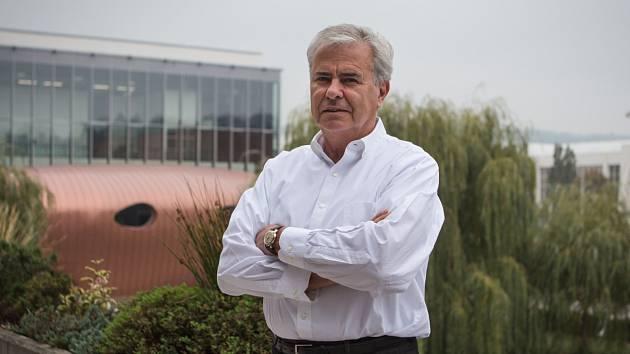 Generální ředitel společnosti Veletrhy Brno Jiří Kuliš.
