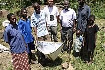 Filmu Bambuti předcházela třítýdenní expedice Aleny Žákovské a Milana Daňka do afrického Konga. ILUSTRAČNÍ FOTO