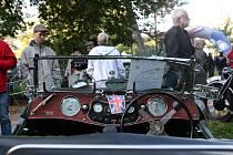 Jízda do vrchu v brněnských Soběšicích a výstava historických vozidel má tradici už od roku 1924.