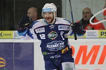 Kometa Brno vyhrála s Olomoucí 1:0.