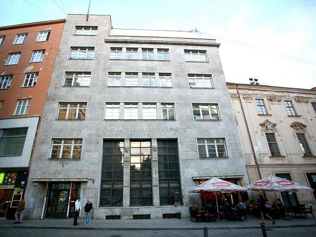 Budova Typos v Brně. Ilustrační foto.