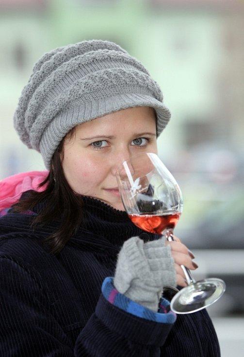 Kuřimský Svátek vína přilákal řadu lidí i letos.