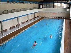 Bazén Ponávka.