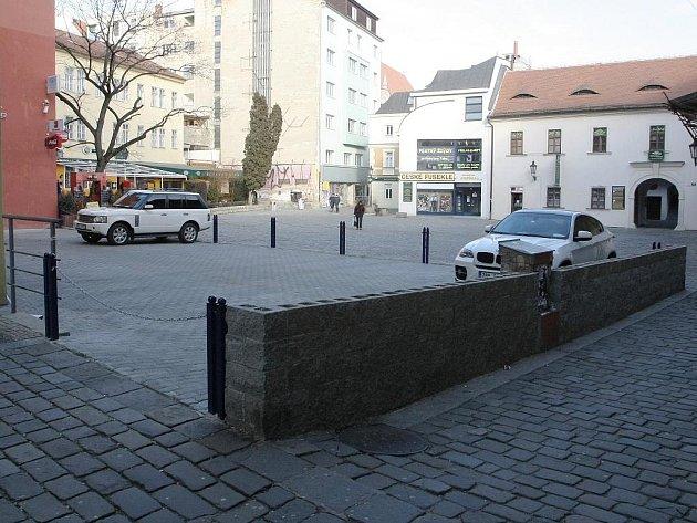 Římské náměstí v Brně - ilustrační foto.