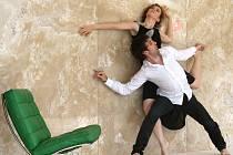 Mystifikační balet USPUD Erika Satieho v brněnské vile Tugendhat.