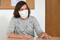 MUNI POMÁHÁ - koordinátorka dobrovolníků Barbora Hauserová