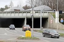 Husovický tunel v Brně. Ilustrační foto.