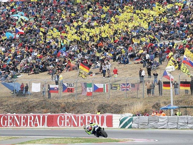 Motocyklová Velká cena na Masarykově okruhu