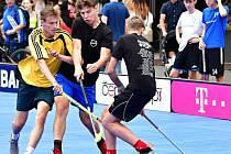 Brno je letos už třetí zastávkou seriálu Street Floorball League.