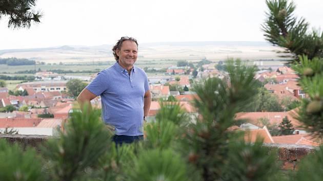 Rostislav Koštial, kandidát do Senátu