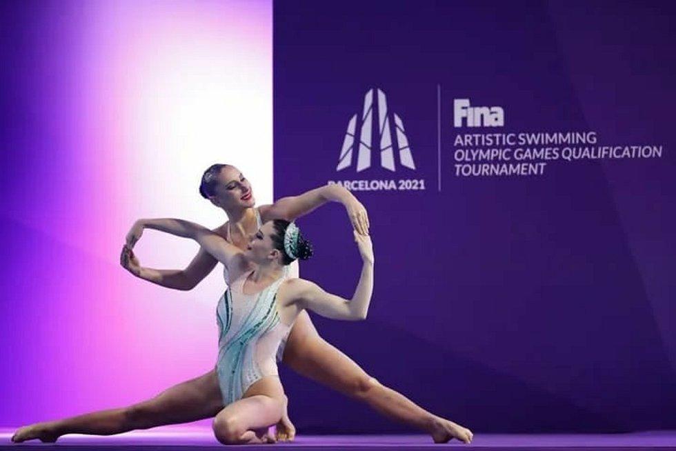 Karolína Klusková a Aneta Mrázková usilovaly o kvalifikaci do Tokia marně.