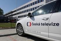 V jedné nové a jedné opravené budově v brněnské Líšni získá Česká televize prostory k tvorbě pořadů. Začne je využívat od léta.