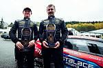 Libor Dvořáček a Kurt Wagner ze stáje Mičánek Motorsport powered by Buggyra ve Spa.