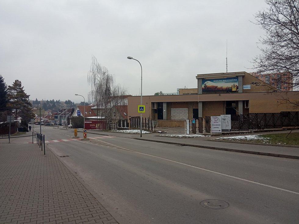 Rekonstrukcí má projít budova bývalé restaurace Bowling Vysočina v brněnských Řečkovicích.