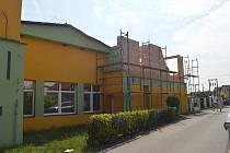 Modernizace mateřské školy. Ilustrační foto