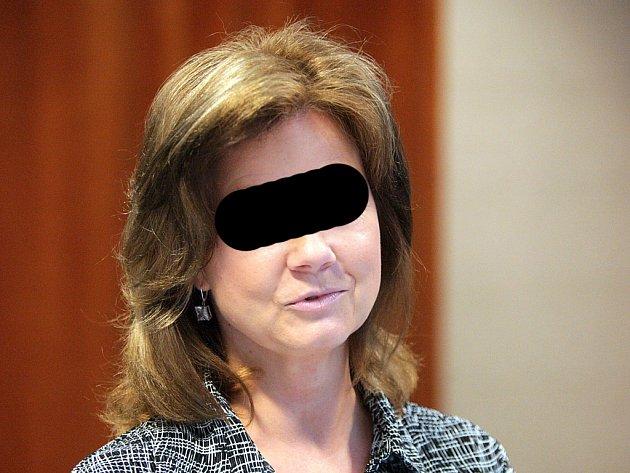 Žena, která údajně týrala svou dceru, stanula před brněnským soudem.