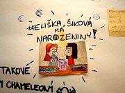 I bez mobilů to jde. Studenti a učitelé víceletého gymnázia Matyáše Lercha v Žižkově ulici v Brně na celý den vypnuli veškerou elektroniku.