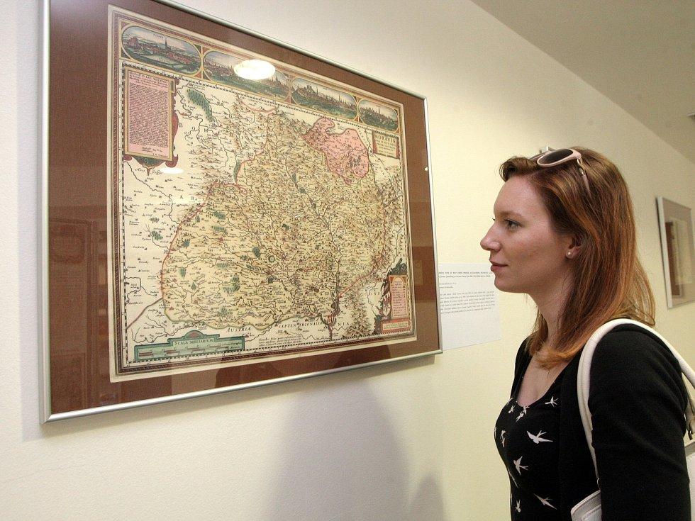 Svou sbírku děl Jana Ámose Komenského rozšířila Moravská zemská knihovně v Brně v Kounicově ulici.