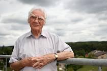 Zakladatel české elektronové mikroskopie a jeden z nejvýznamnějších českých vědců Armin Delong.
