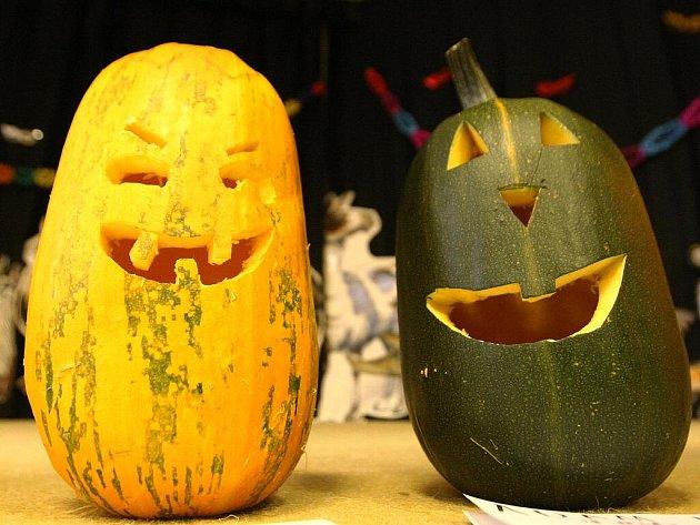 Strašidelná zoo aneb Halloween 2011.