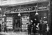 Knihkupectví Barvič a Novotný slaví 135 let od otevření.