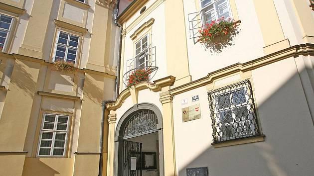 Radnice Brno-střed. Ilustrační fotografie.