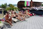 Aqualand Moravia slavil osmé výročí bohatým programem.
